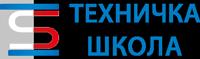 Техничка школа, Ужице Logo