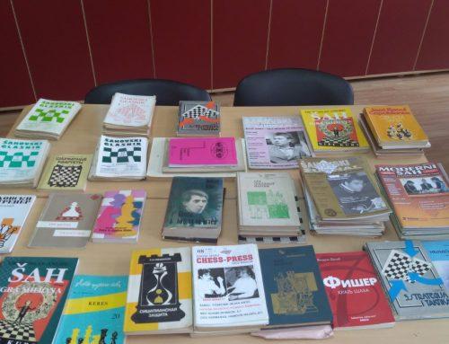Поклон школској библиотеци – Шаховска заоставштина Милана Шпијуновића